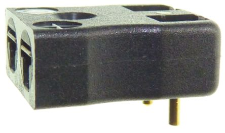 RS PRO IEC Thermocouple Connector for use with Type J Thermocouple Type J, Miniature, Black