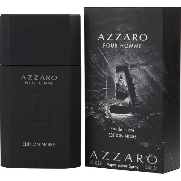 Azzaro Pour Homme Edition Noire - Loris Azzaro Eau de toilette en espray 100 ML