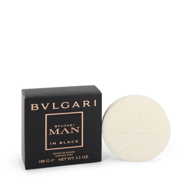 Bvlgari Man In Black - Bvlgari Jabon de afeitado 100 ml