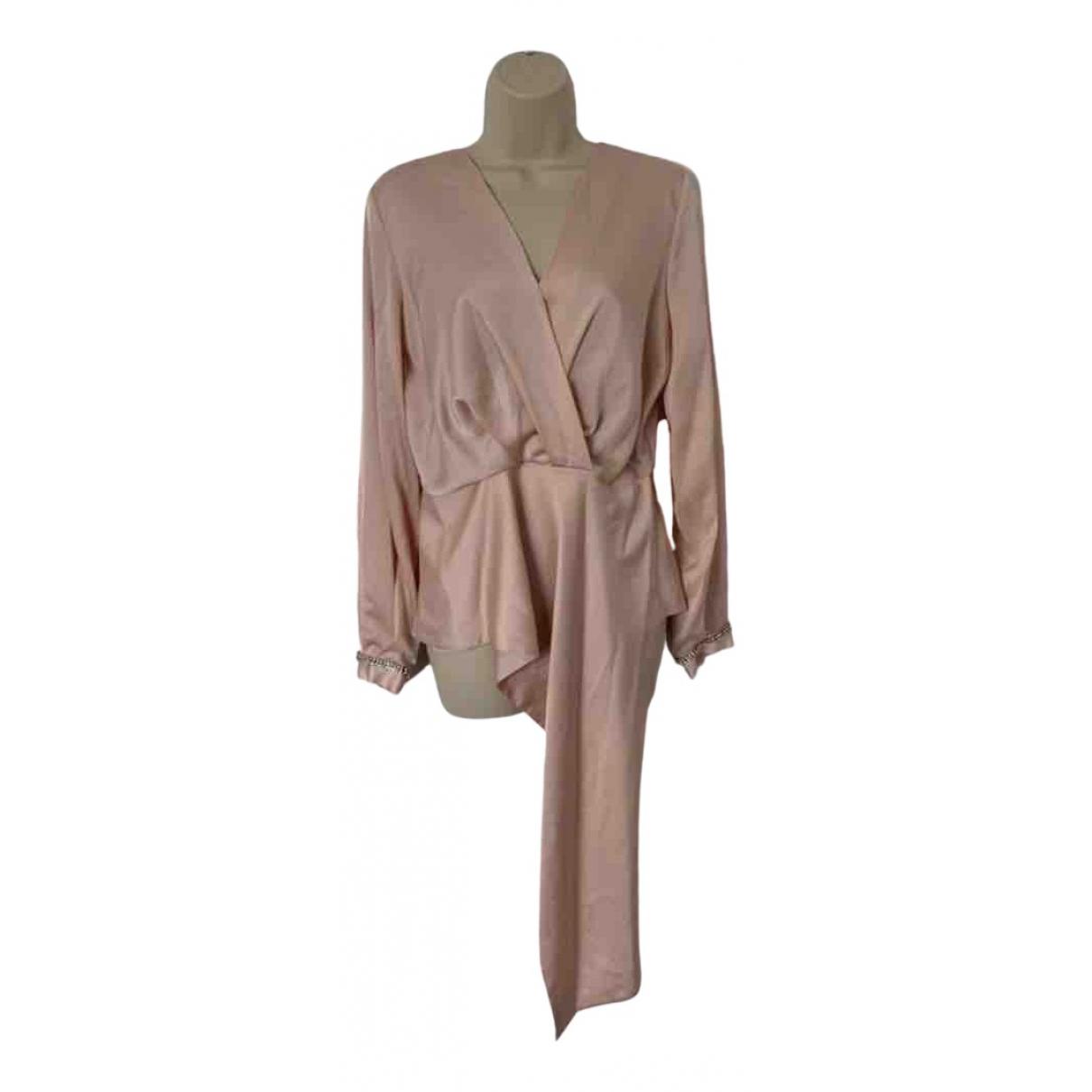 Coast - Top   pour femme en coton - rose