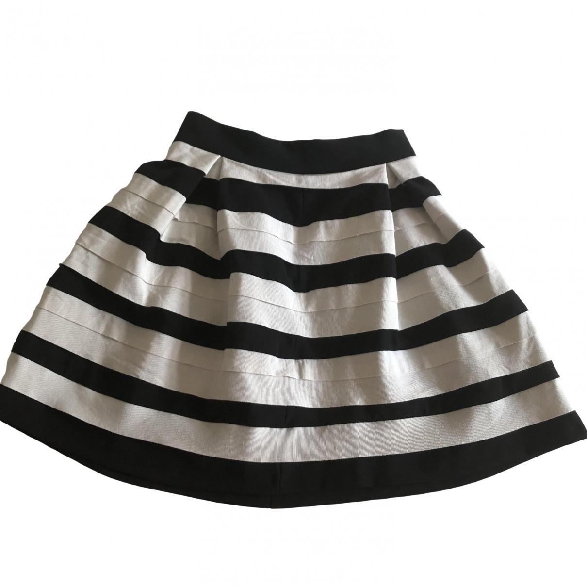 Impérial \N Multicolour Cotton - elasthane skirt for Women M International