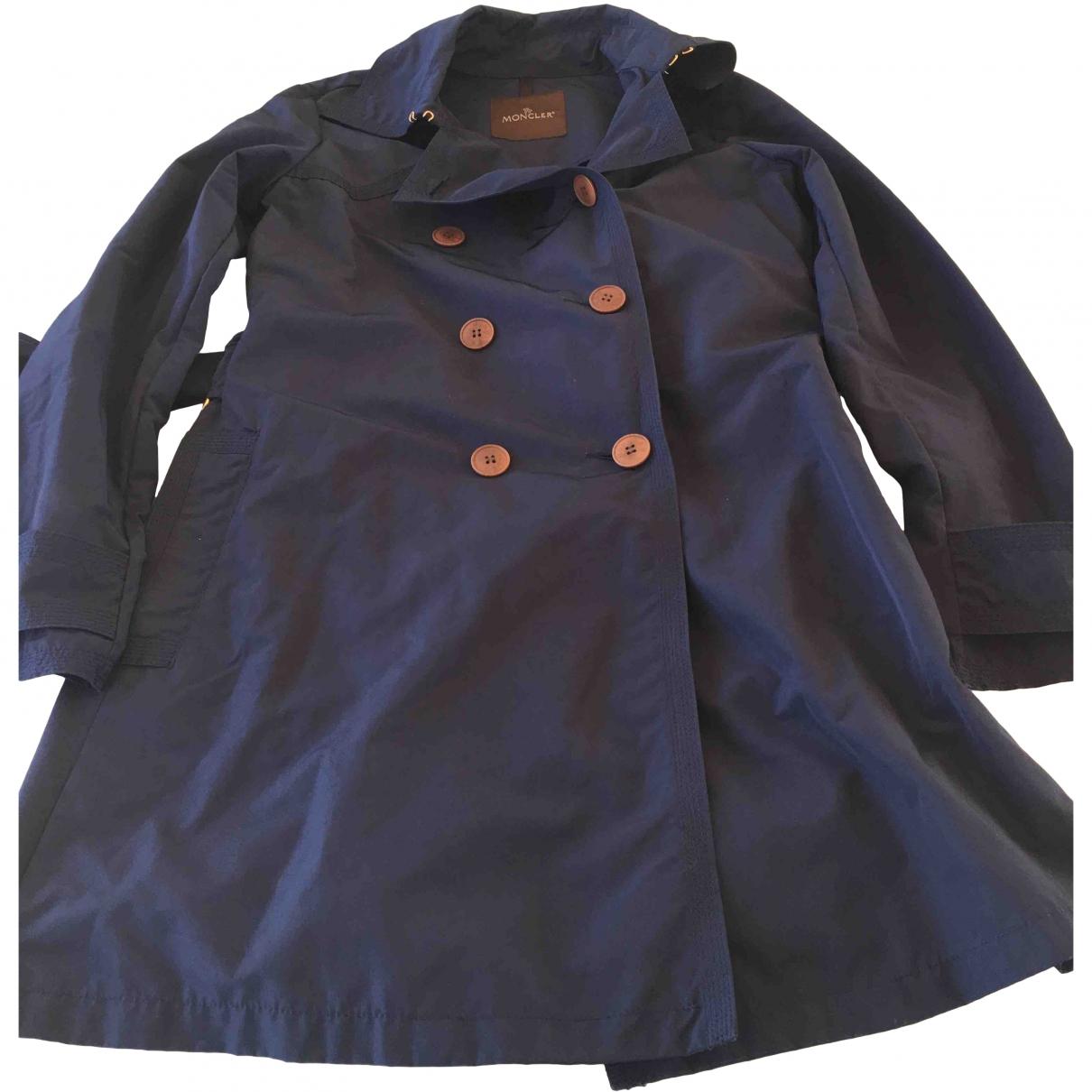 Moncler \N Blue jacket & coat for Kids 16 years - M FR