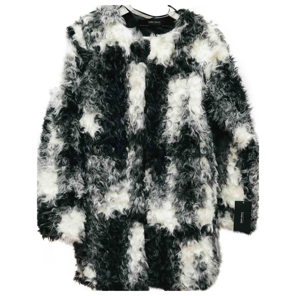 Zara \N Multicolour Faux fur coat for Women S International