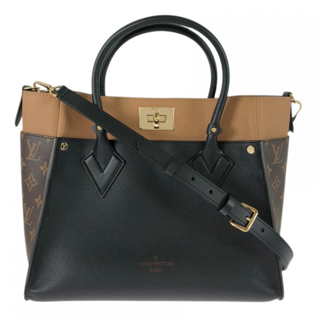 Louis Vuitton - Sac a main   pour femme en cuir - multicolore