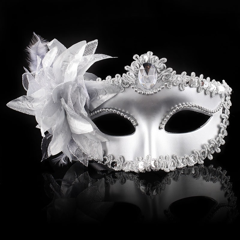 Ericdress Halloween Party Crystal Mask