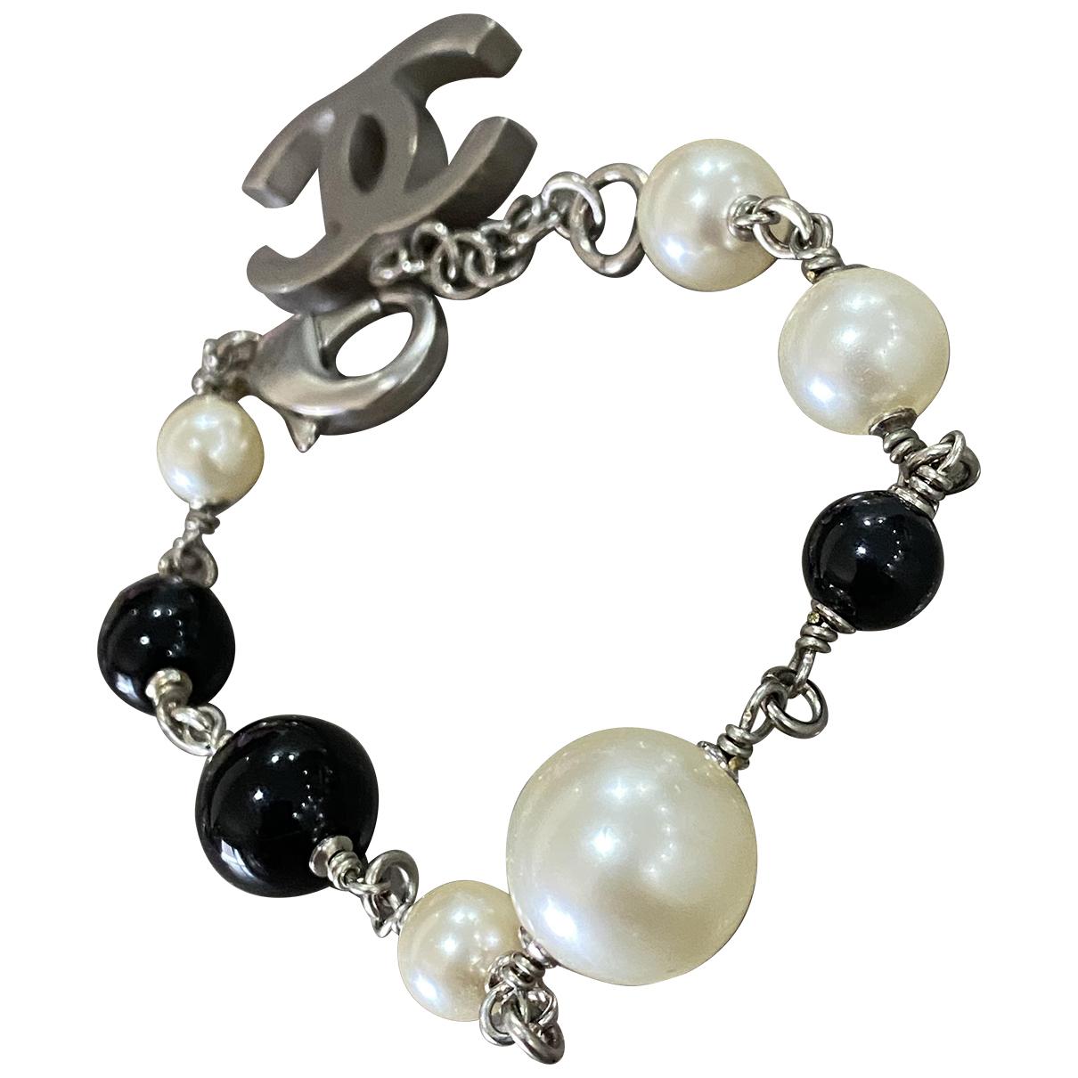 Chanel \N Silver Metal bracelet for Women \N