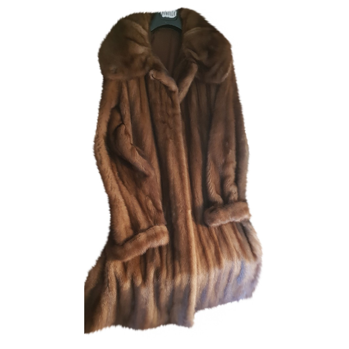 - Manteau Oversize pour femme en vison
