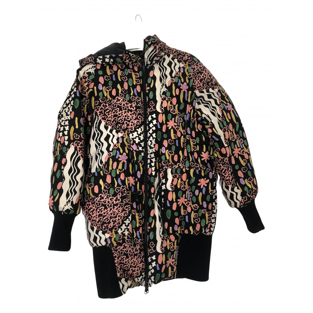 Tsumori Chisato - Manteau   pour femme en soie - multicolore