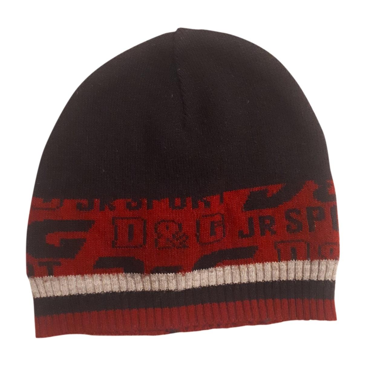 D&g \N Blue Wool hat & Gloves for Kids \N