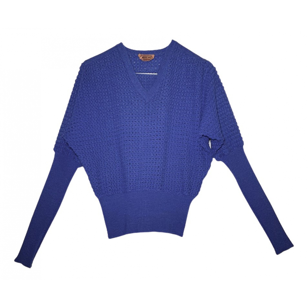 Missoni \N Pullover in  Blau Wolle