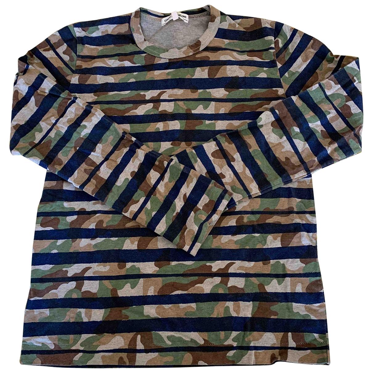 Comme Des Garcons - Tee shirts   pour homme en coton - multicolore