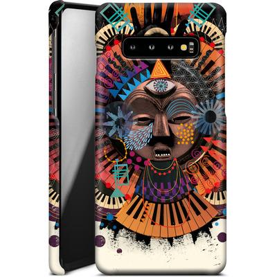 Samsung Galaxy S10 Plus Smartphone Huelle - Contretemp von Victoria Topping