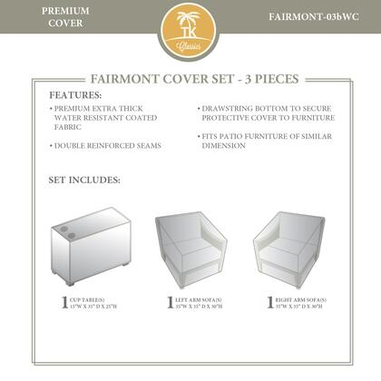 FAIRMONT-03bWC Protective Cover