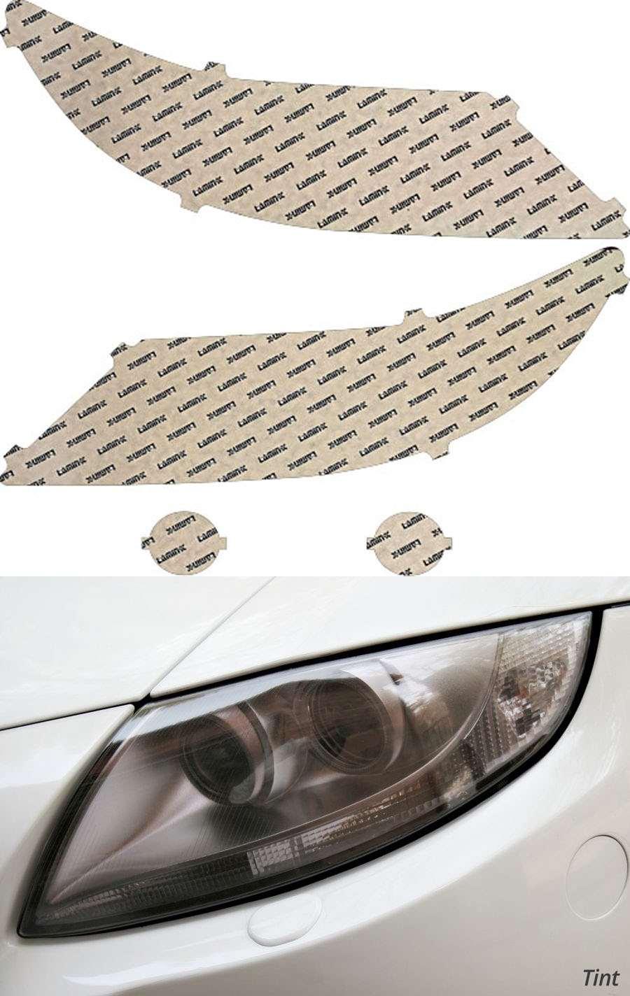 Lexus ES 13-15 Tint Headlight Covers Lamin-X L023T
