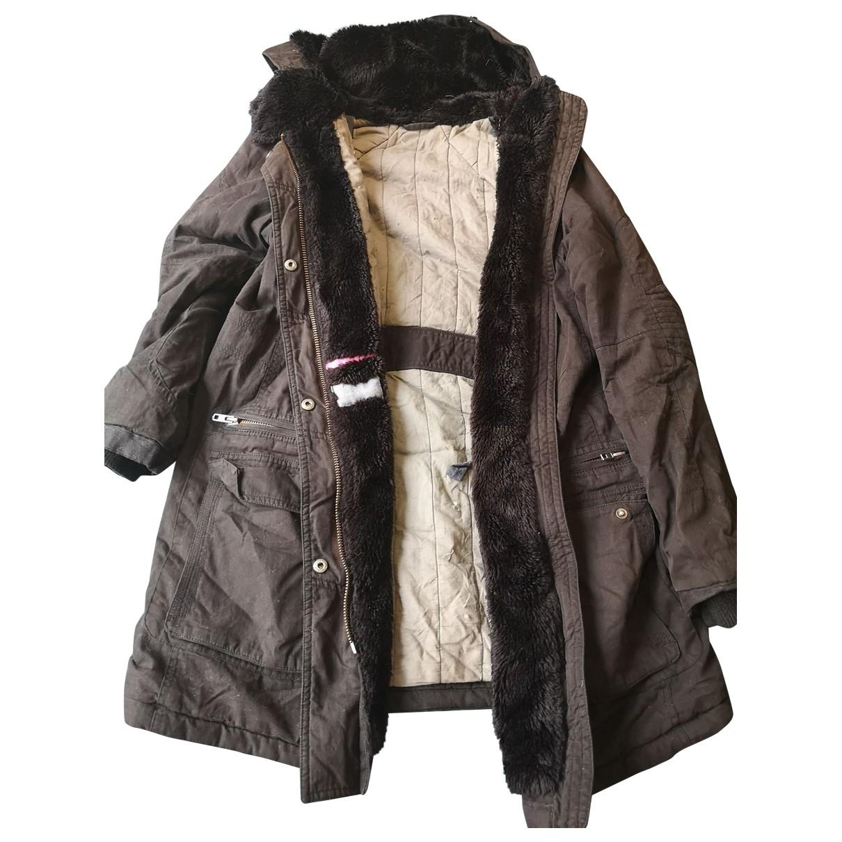 Zadig & Voltaire \N Black coat for Women 38 FR
