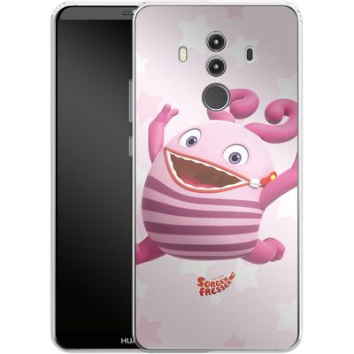Huawei Mate 10 Pro Silikon Handyhuelle - Sorgenfresser Frula von Sorgenfresser