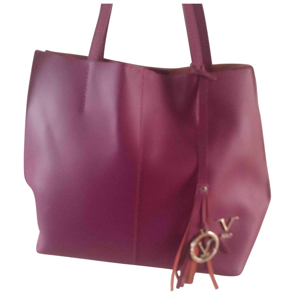 Versus \N Leather handbag for Women \N