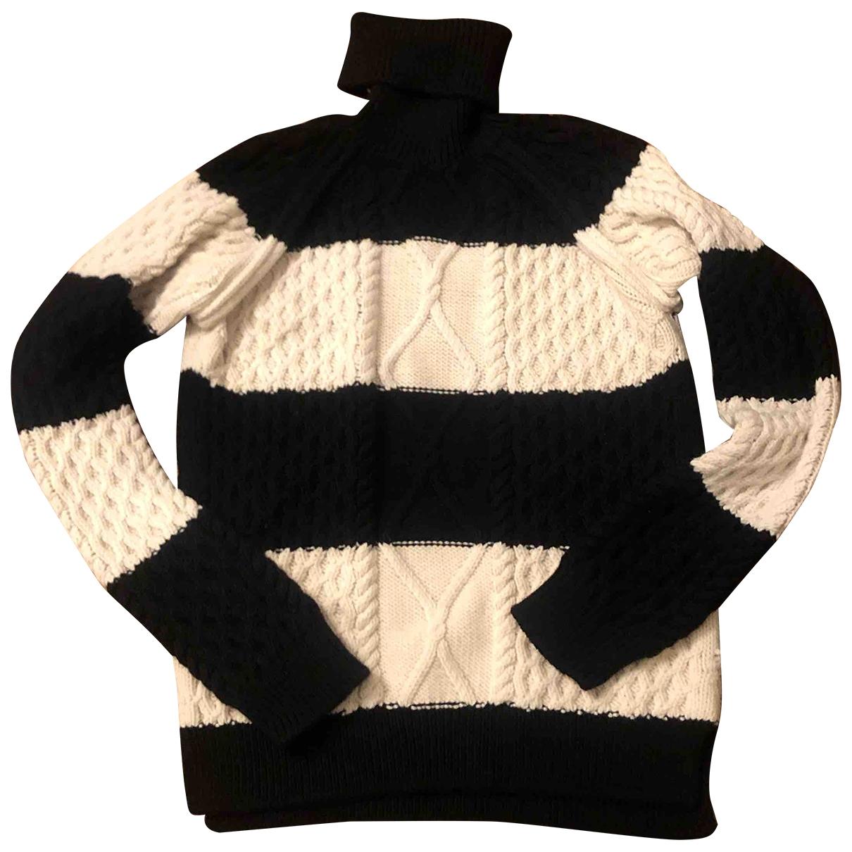 Dsquared2 - Pull   pour femme en laine - multicolore