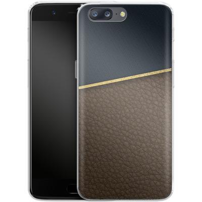 OnePlus 5 Silikon Handyhuelle - Oxford von caseable Designs