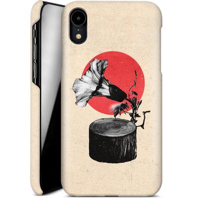 Apple iPhone XR Smartphone Huelle - Gramophone von Ali Gulec