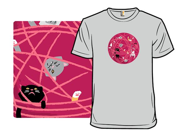 Cat-astrophy T Shirt
