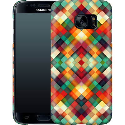 Samsung Galaxy S7 Smartphone Huelle - Time Between von Danny Ivan
