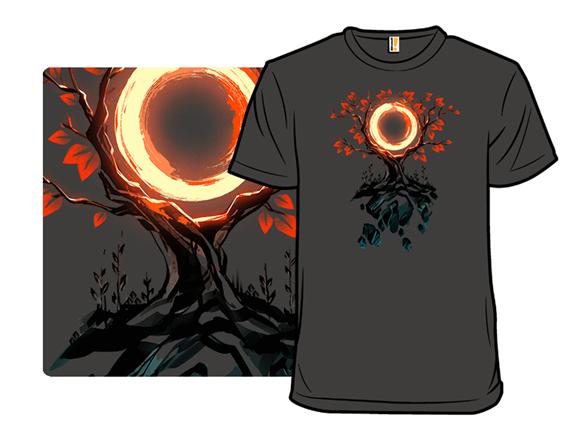 Circle Of The Sun T Shirt