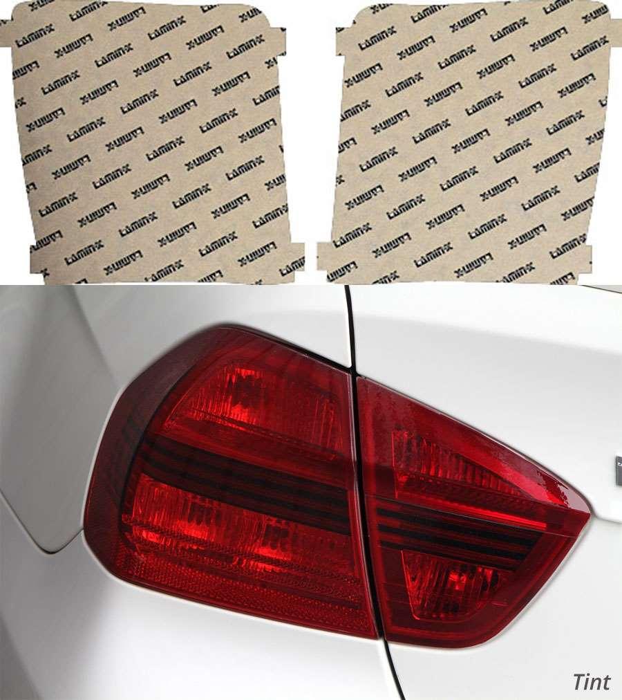 Chrysler Aspen 07-09 Tint Tail Light Covers Lamin-X C213T