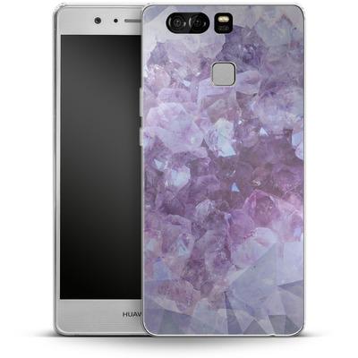 Huawei P9 Silikon Handyhuelle - Light Crystals von Emanuela Carratoni
