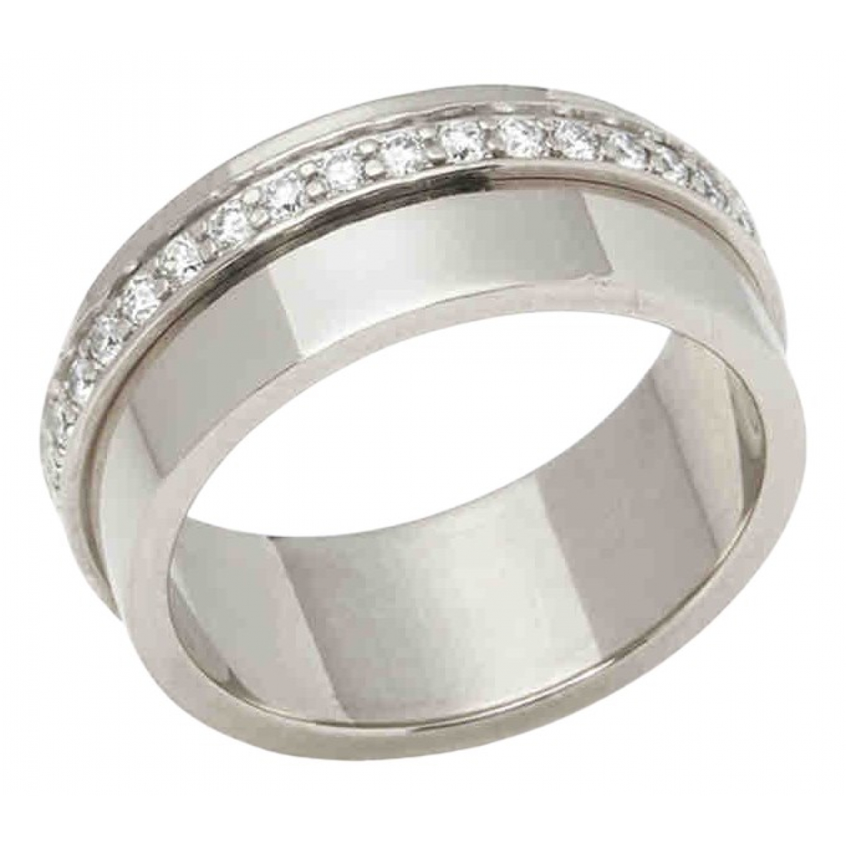 Piaget Possession Silver White gold ring for Women 55 EU