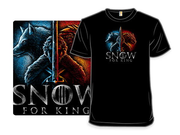 Uniting Ice And Fire T Shirt