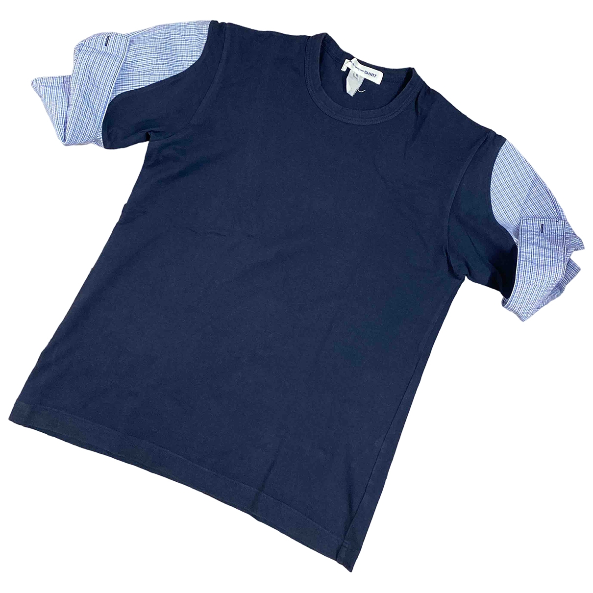 Comme Des Garcons \N T-Shirts in  Blau Baumwolle