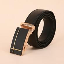 Men Automatic Buckle Belt