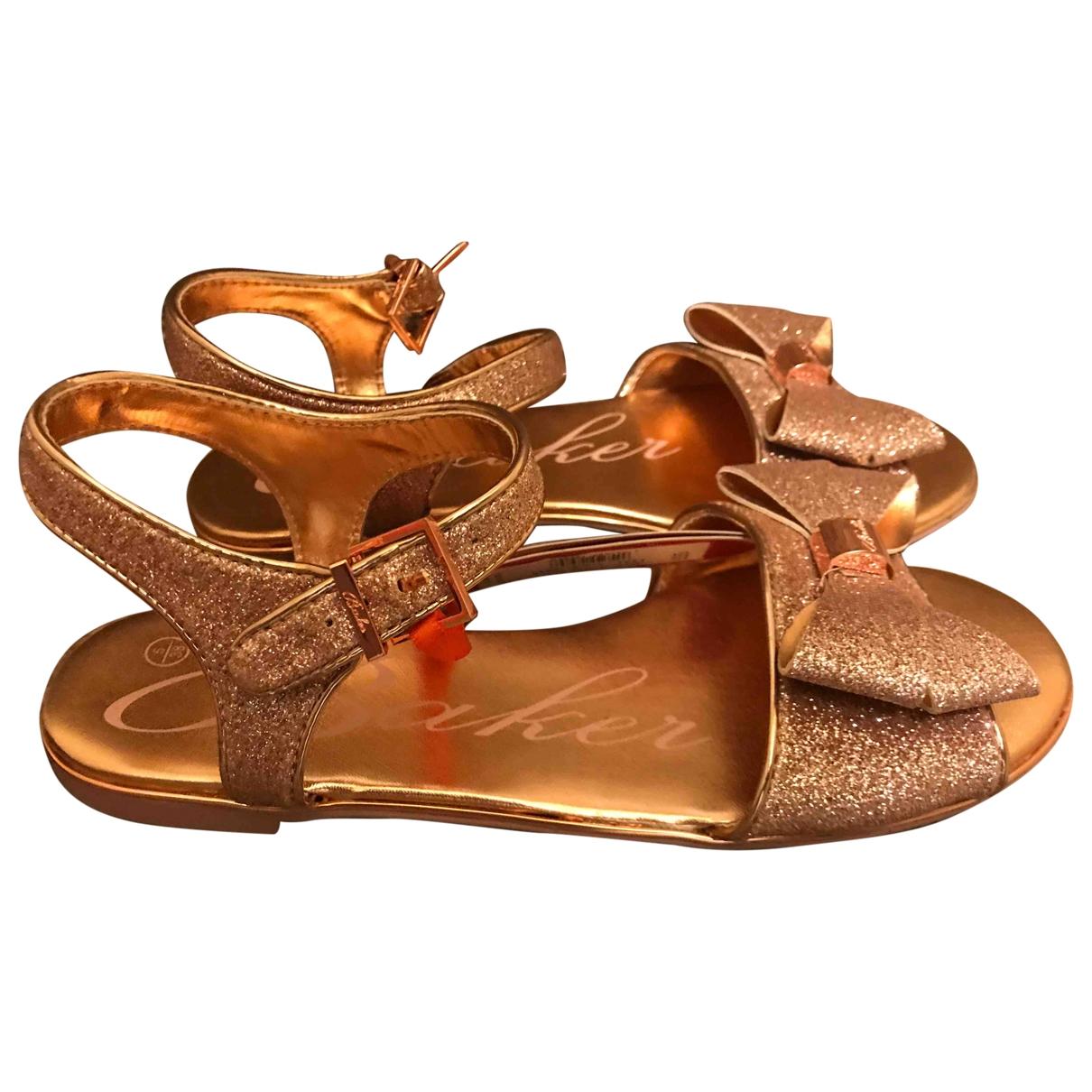 Ted Baker \N Glitter Sandals for Women 5 UK