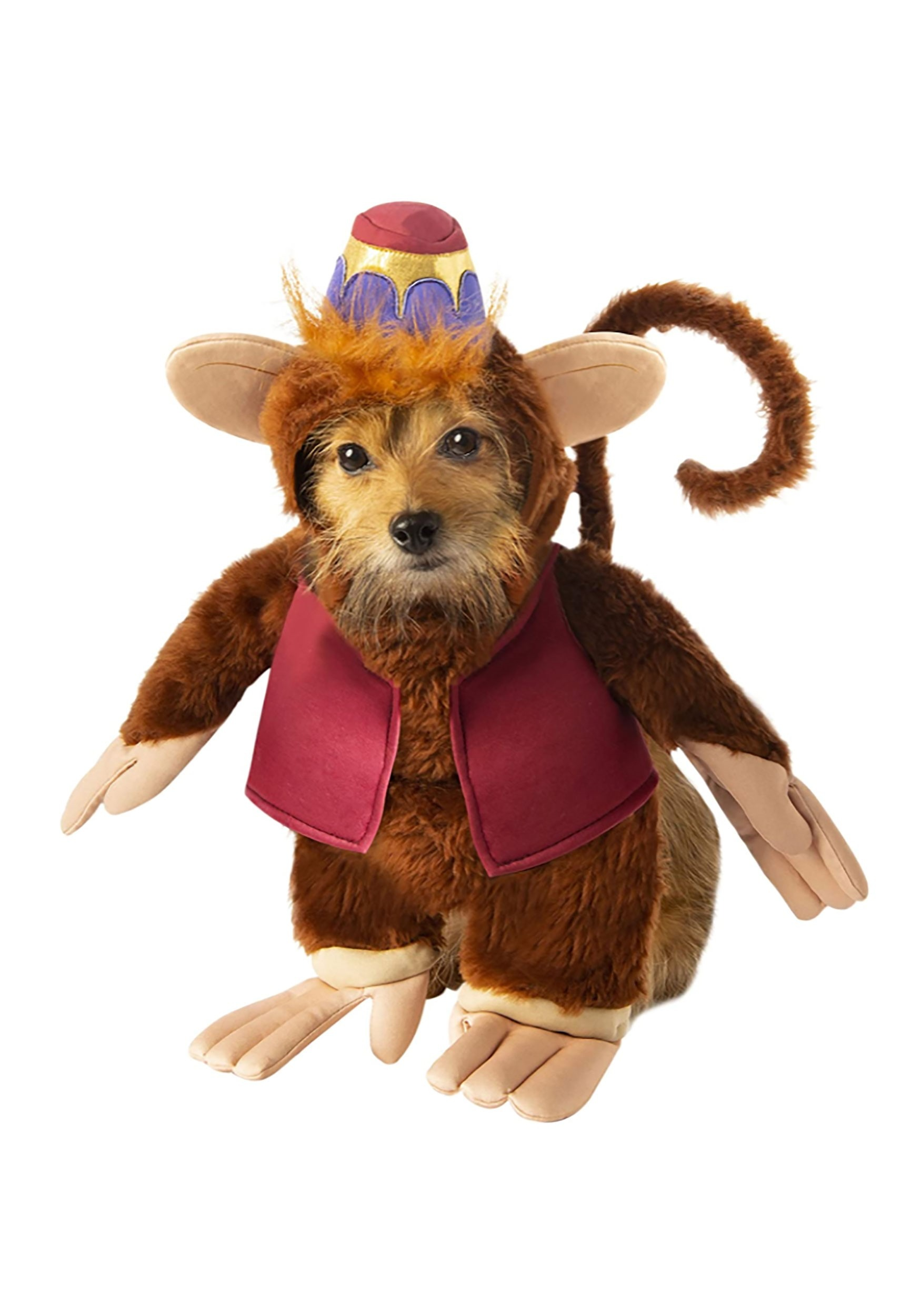 Aladdin Dog Abu Costume