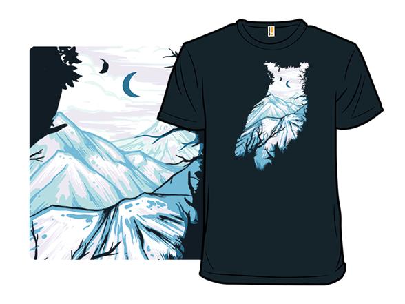 Wild Owl T Shirt