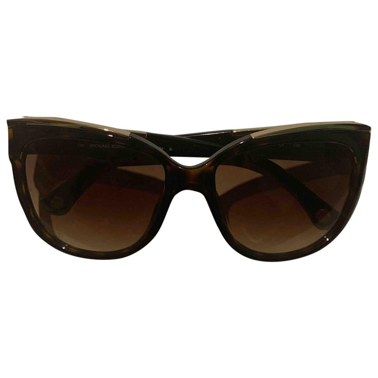 Michael Kors \N Brown Sunglasses for Women \N