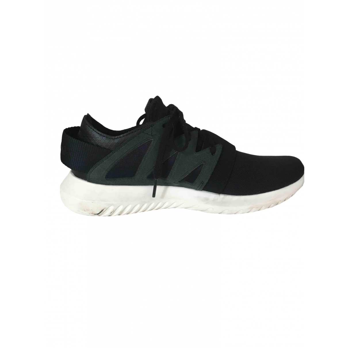 Adidas Tubular Black Trainers for Women 38 IT