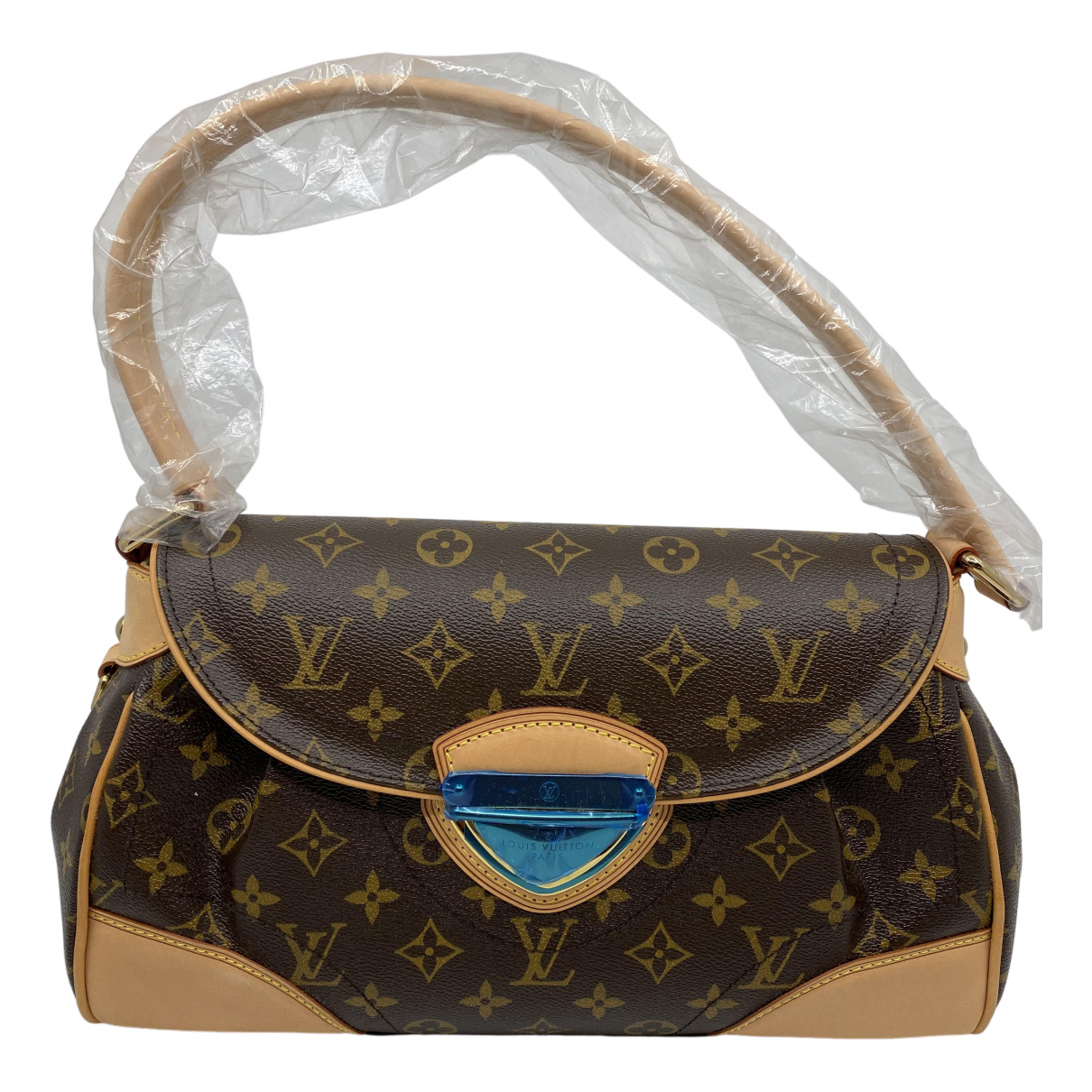 Louis Vuitton Beverly Brown Cloth handbag for Women N