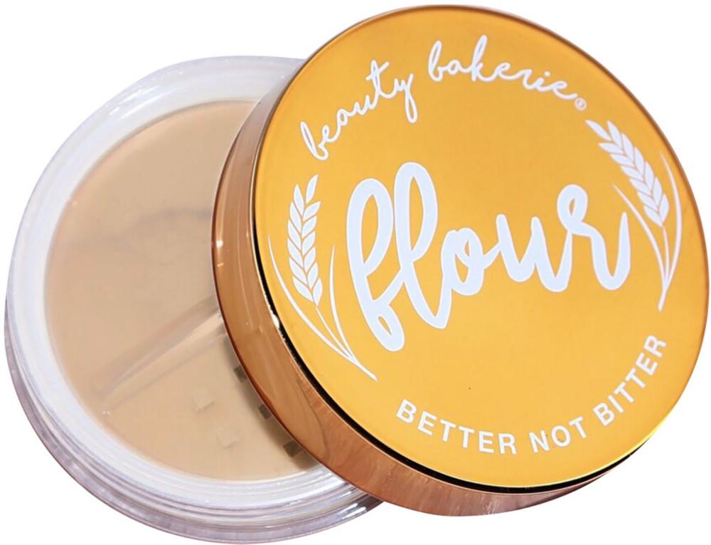 Face Flour Baking Powder - Plantain (caramel)