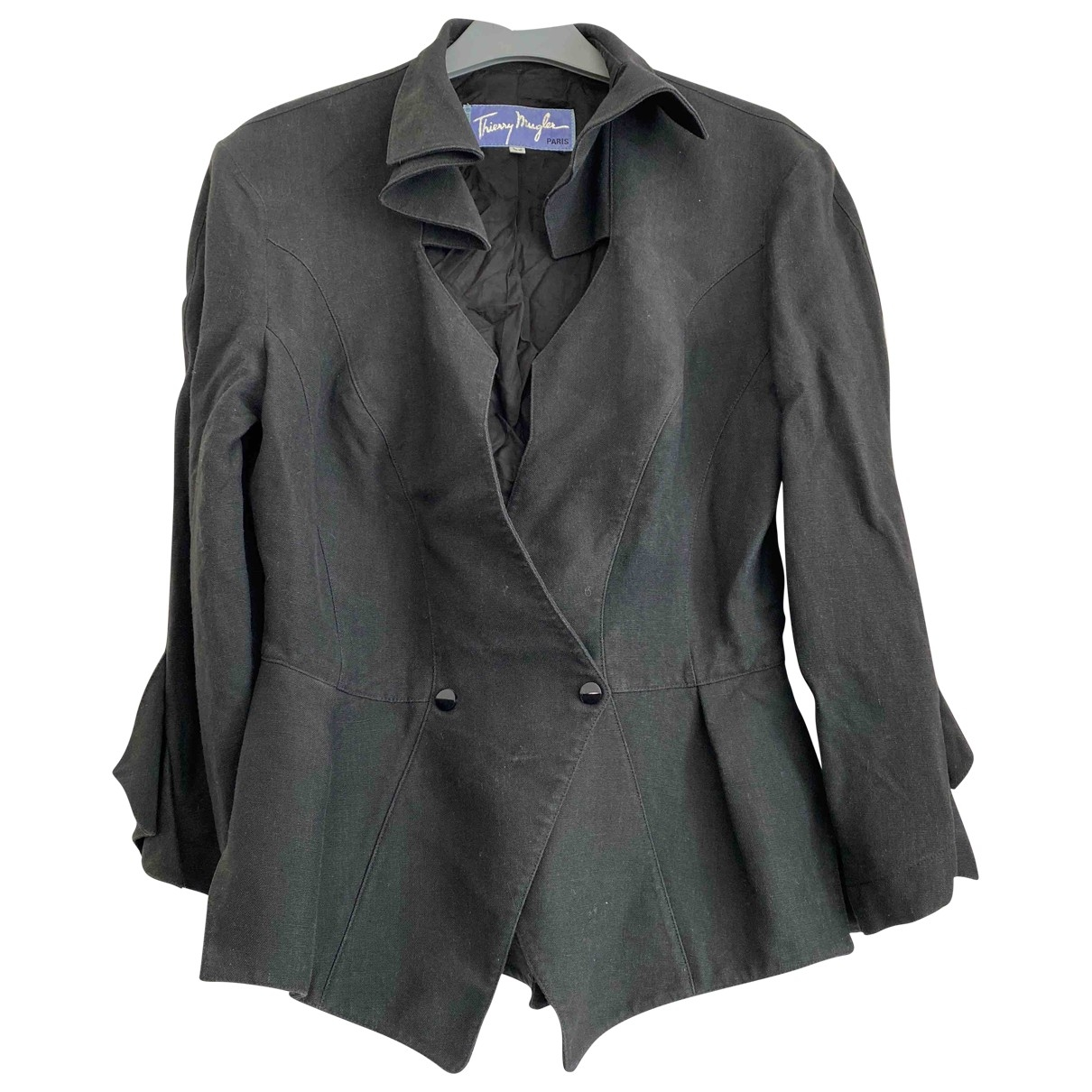 Thierry Mugler \N Black jacket for Women 40 FR