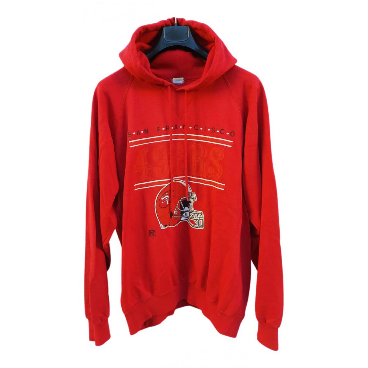 Champion N Red Cotton Knitwear & Sweatshirts for Men L International