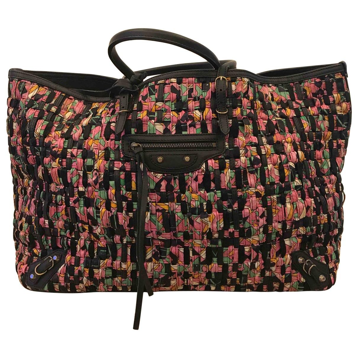Balenciaga \N Multicolour Tweed handbag for Women \N