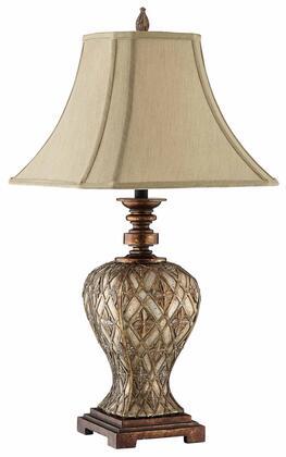 98871 Jaela Table Lamp  in Gold  Copper