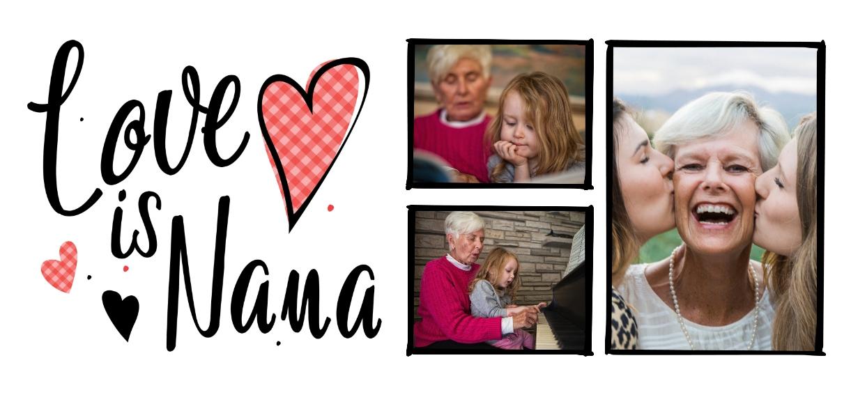 Family + Friends 15 oz. Mug, Gift -Family Love
