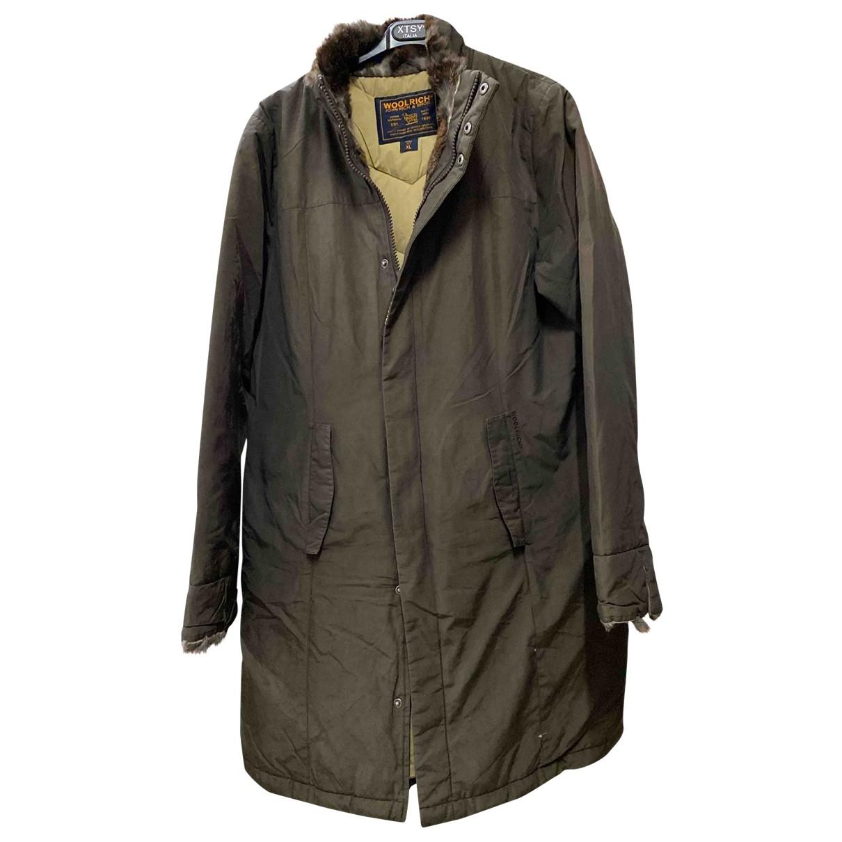 Woolrich - Manteau   pour homme