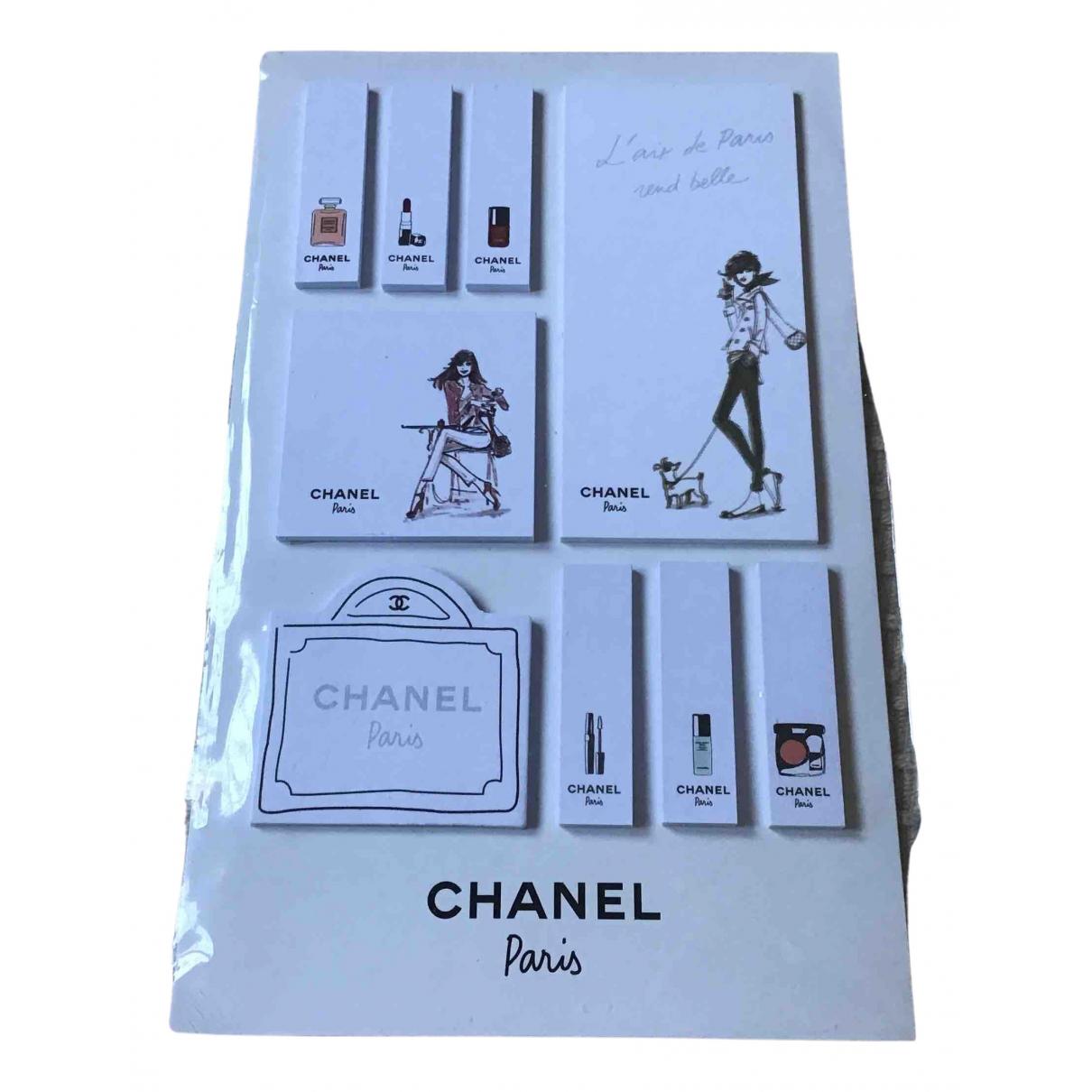 Chanel - Objets & Deco   pour lifestyle en coton