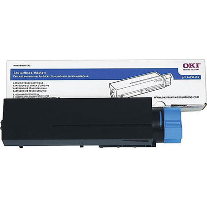 Okidata 44992405 Original Black Toner Cartridge
