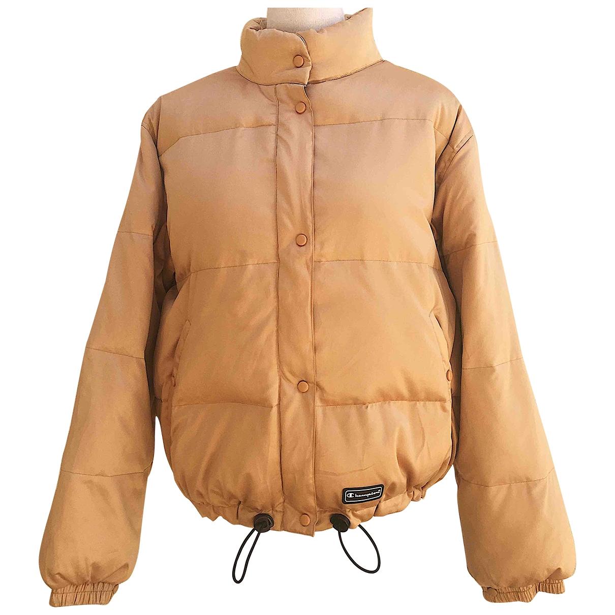 Champion - Manteau   pour femme - camel