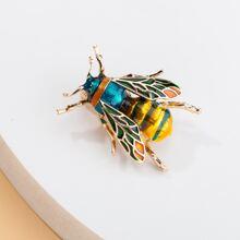 Broche con abeja